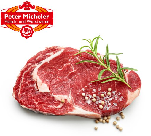 Fleisch roh Micheler links